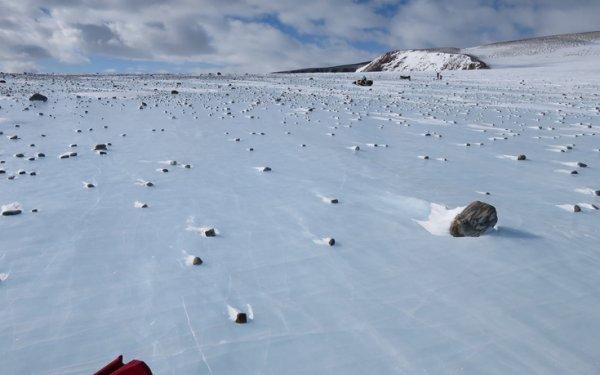 Έλληνας επιστήμονας έτοιμος για αποστολή της NASA στην Ανταρκτική
