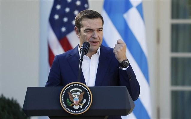 Mε τον αντιπρόεδρο των ΗΠΑ συναντάται σήμερα ο Αλέξης Τσίπρας