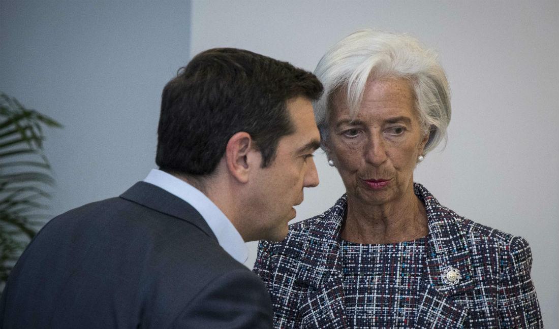 DW: Θετικότερο κλίμα για την Ελλάδα στην ετήσια σύνοδο του ΔΝΤ