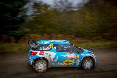 Παγκόσμιος Πρωταθλητής στο WRC Trophy ο Ιορδάνης Σερδερίδης!