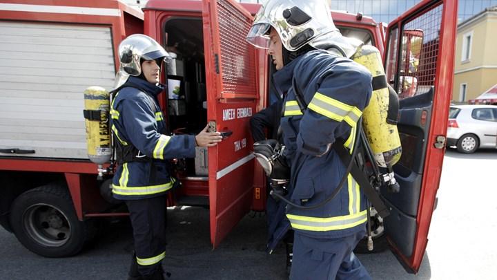Τραγωδία στη Λέσβο: Πυροσβέστες εντόπισαν απανθρακωμένη σορό