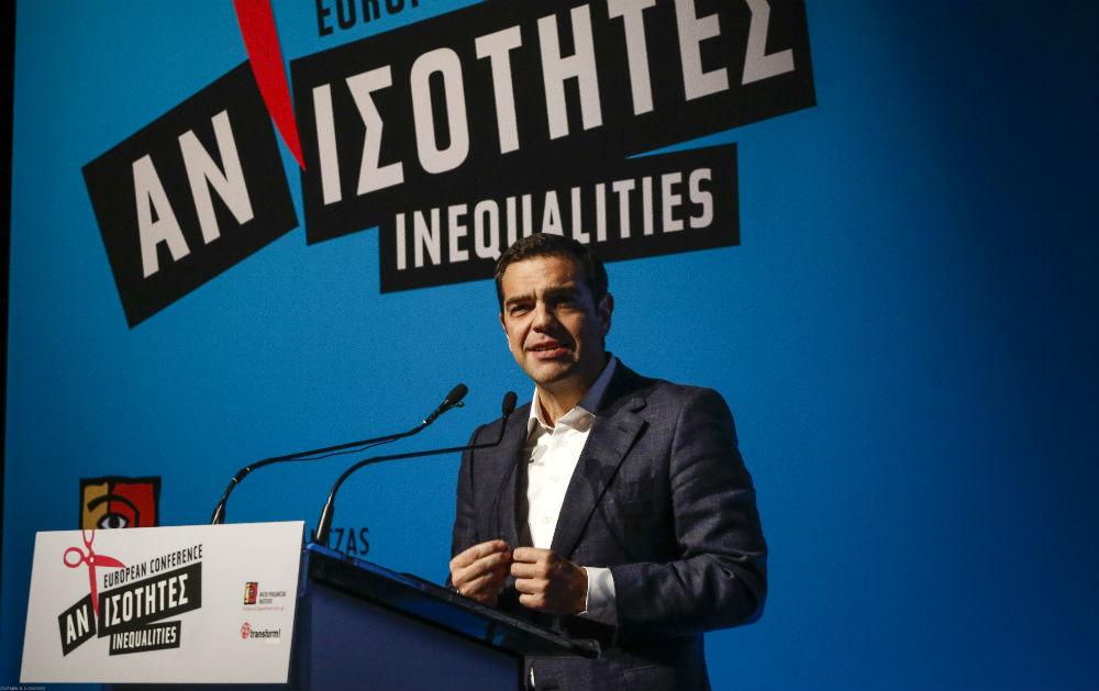 Τσίπρας: Βασικός στόχος η έξοδος της χώρας από την επιτροπεία