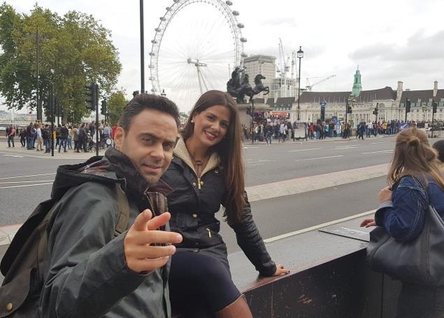 Στο Λονδίνο την Κυριακή το «Love and Travel» (trailer+photos)
