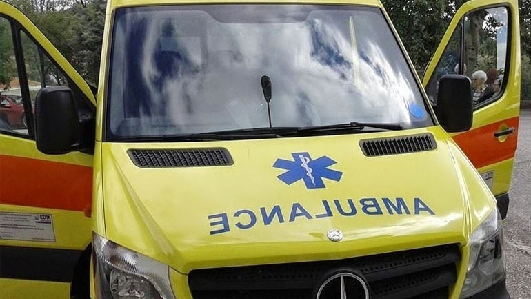 Λαμία: Τροχαίο έξω από Λύκειο – Τραυματίστηκαν δύο ανήλικες