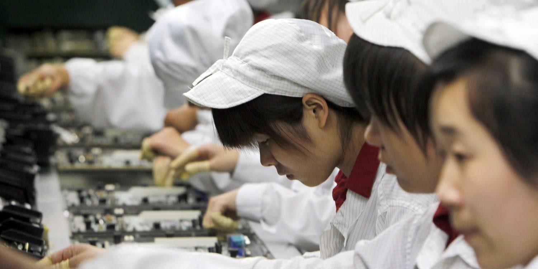 Κίνα: Μαθητές δουλεύουν 11ωρα για τη συναρμολόγηση του iPhone X
