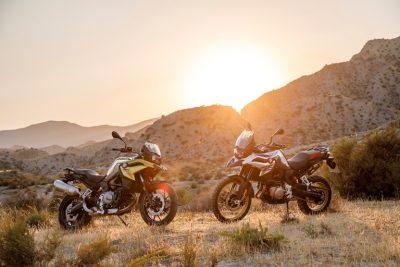 BMW F 750 GS και F 850 GS : Δύο premium enduro μοτοσικλέτες φτιαγμένες για ταξίδια