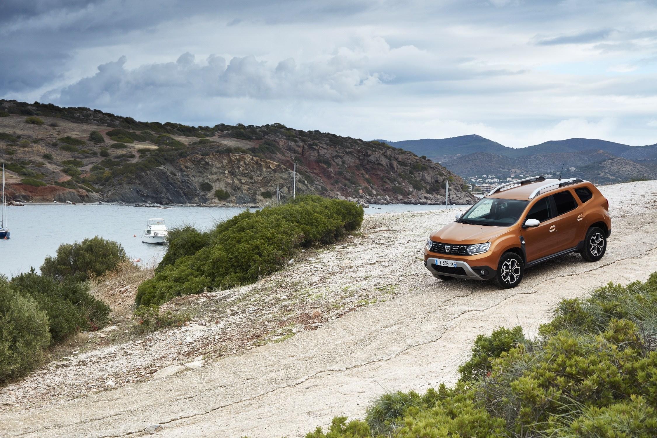 Παγκόσμια Παρουσίαση στην Ελλάδα! Οι πρώτες εικόνες του νέου Dacia Duster