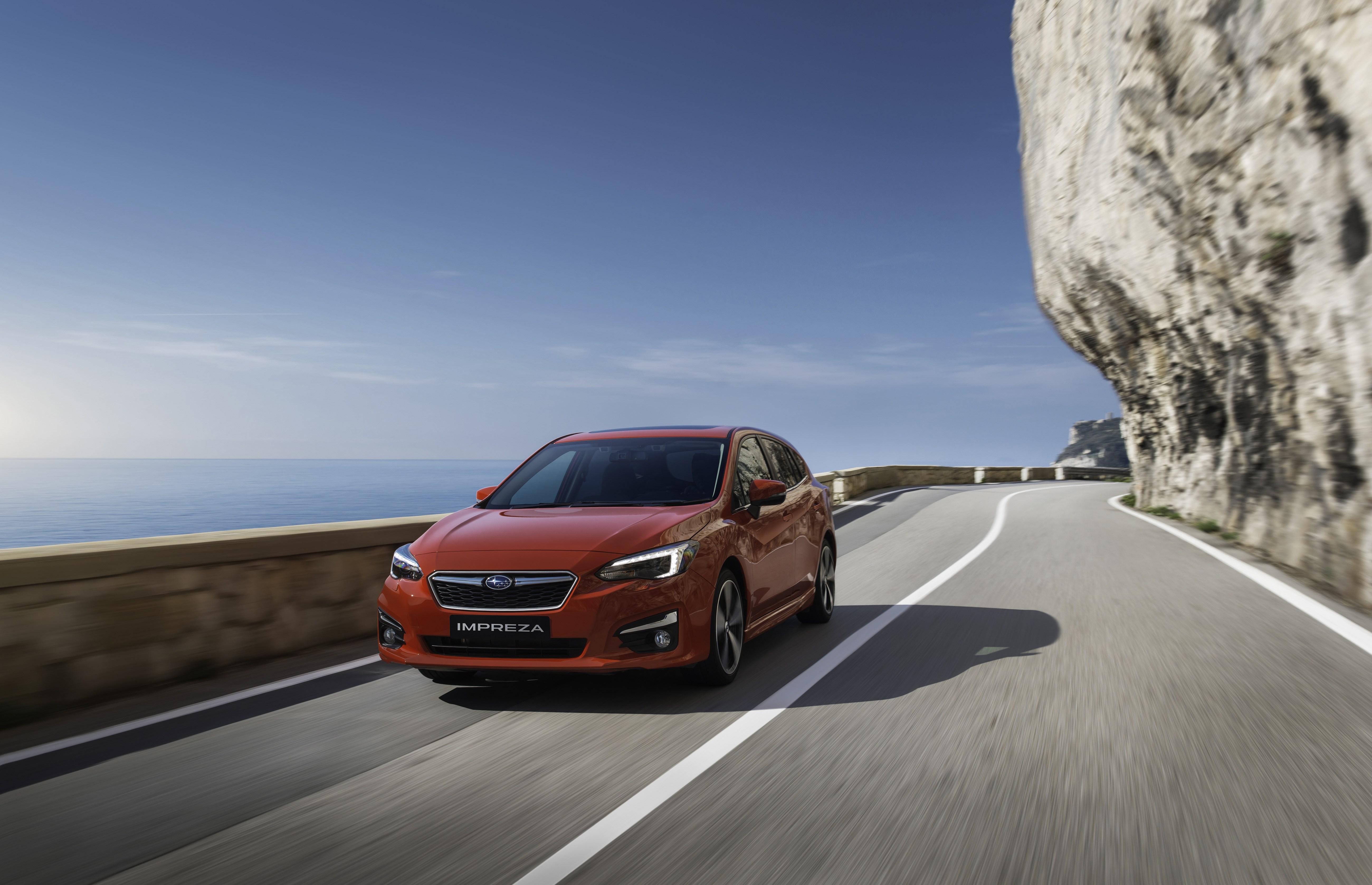 Πέντε αστέρια από το Euro NCAP για τα νέα Subaru XV και Impreza