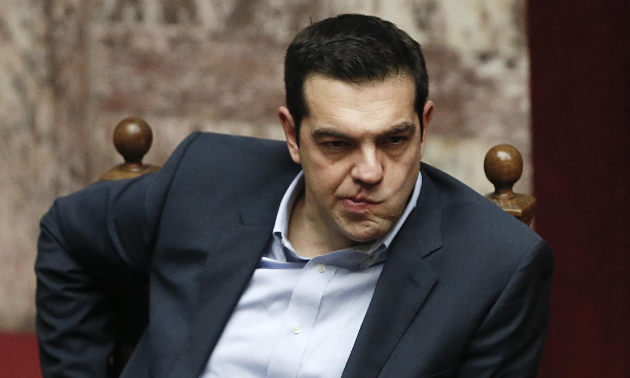Ο Αλέξης Τσίπρας ζητάει αναβολή της συζήτησης στη Βουλή για τον Πάνο Καμμένο