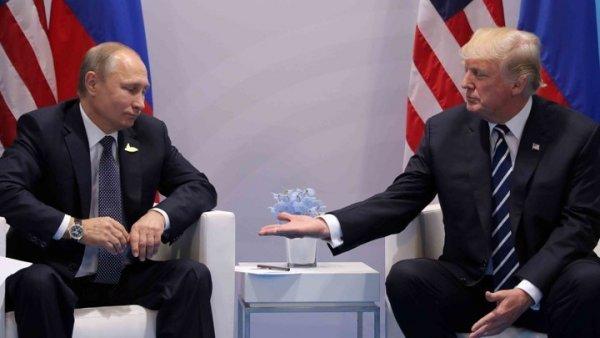 Ο Τραμπ ζητάει βοήθεια από τον Πούτιν για να αντιμετωπίσει τη Βόρεια Κορέα