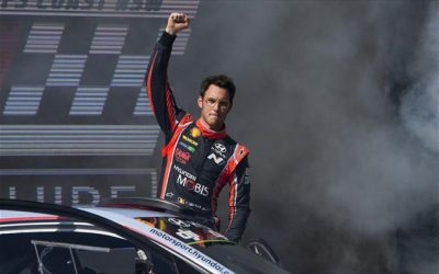 Παγκόσμιος πρωταθλητήςστο WRC ο Οζιέ- Στην 11η θέσηστο ράλι Αυστραλίας ο Σερδερίδης
