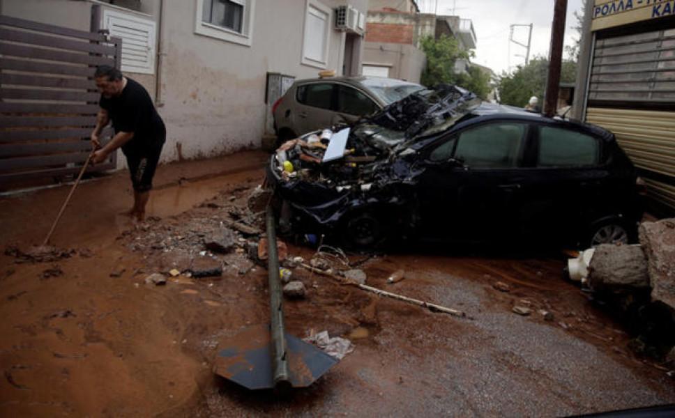 Χανιά: Μέχρι και 8.000 ευρώ οι αποζημιώσεις για τους πλημμυροπαθείς