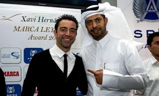 Θέλουν τον Τσάβι στην εθνική ομάδα του Κατάρ