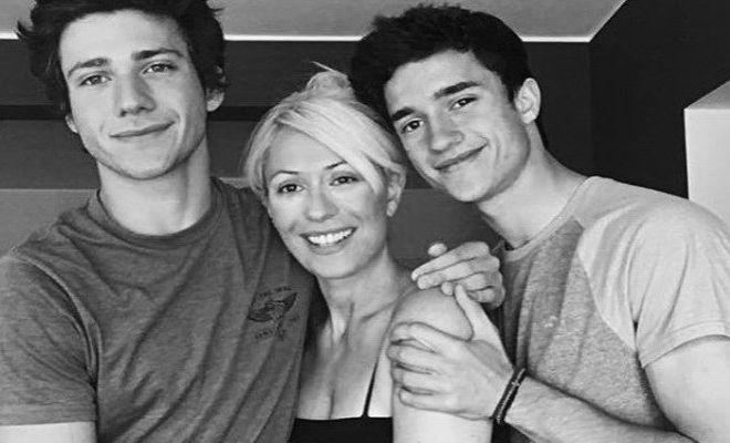 Μαρία Μπακοδήμου: «Δεν φαντάζεστε…» με τι ασχολούνται οι δυο γιοι της!