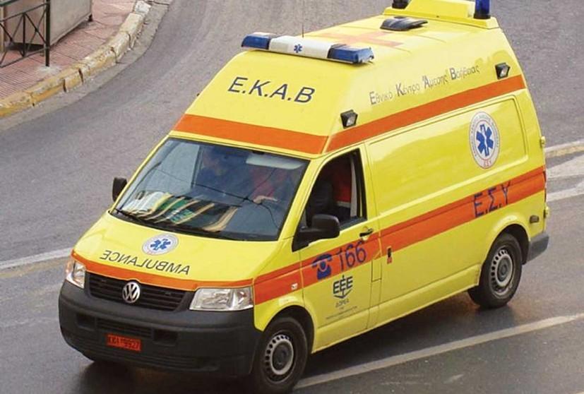 Ηράκλειο: Πολίτες βρήκαν άνδρα αιμόφυρτο δίπλα σε παιδική χαρά