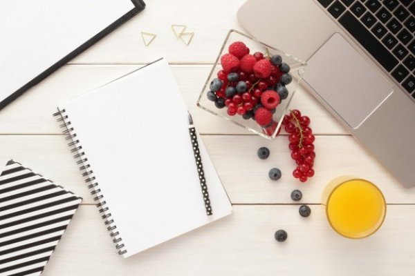 Τα 4 σνακ για το γραφείο, που σου δίνουν ενέργεια