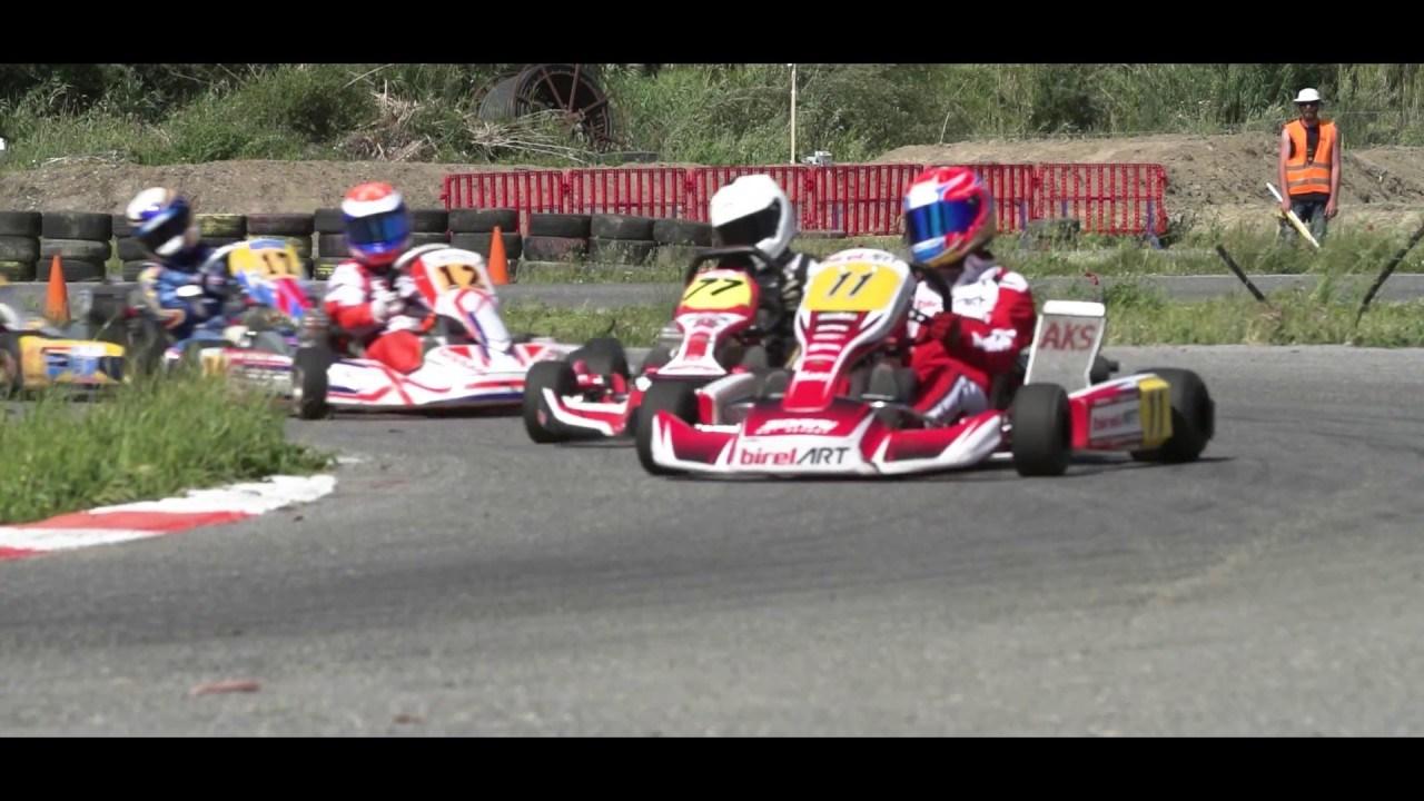 Σήμερα στο Kartodromo το μεγάλο φινάλε στα Kart