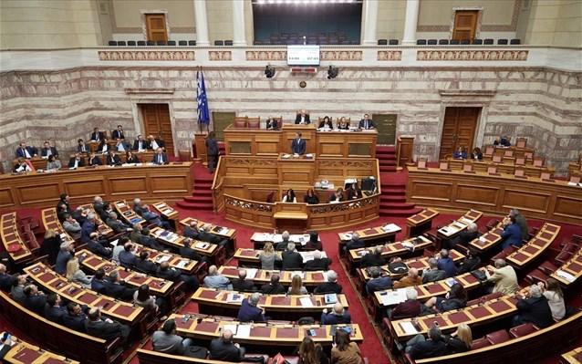 Βουλή: Προς μετωπική σύγκρουση για τη συμφωνία με τη Σαουδική Αραβία