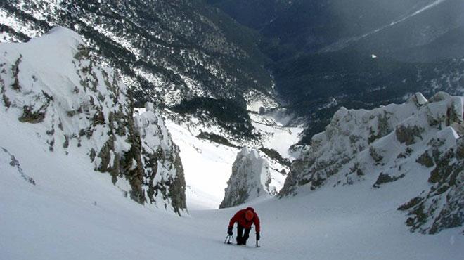 Εντοπίστηκαν δύο ορειβάτες που είχαν χαθεί στον Όλυμπο