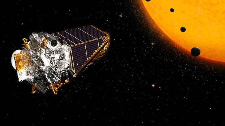 Η NASA βρήκε ηλιακό σύστημα που μοιάζει με το δικό μας