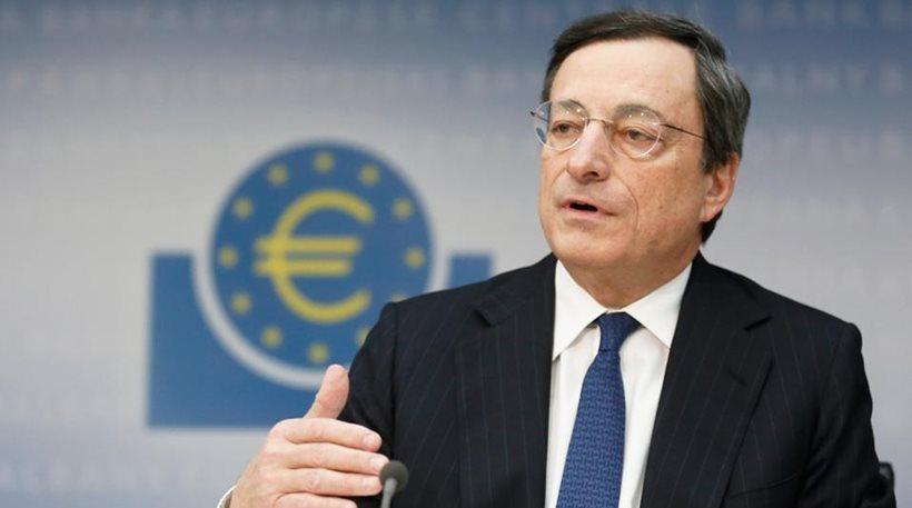 Ντράγκι: Η ελληνική κυβέρνηση θα αποφασίσει αν θα χρειαστεί τέταρτο πρόγραμμα