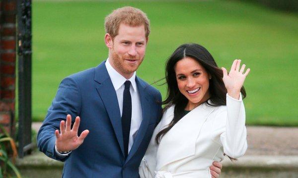 Ποιος Έλληνας θα παντρέψει τον Πρίγκιπα Harry με την Meghan Markle (φωτό)