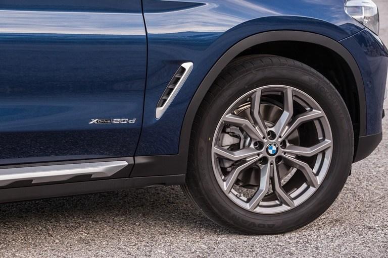 Δοκιμάζουμε την νέα BMW X3, 3ης γενιάς στα Καλάβρυτα