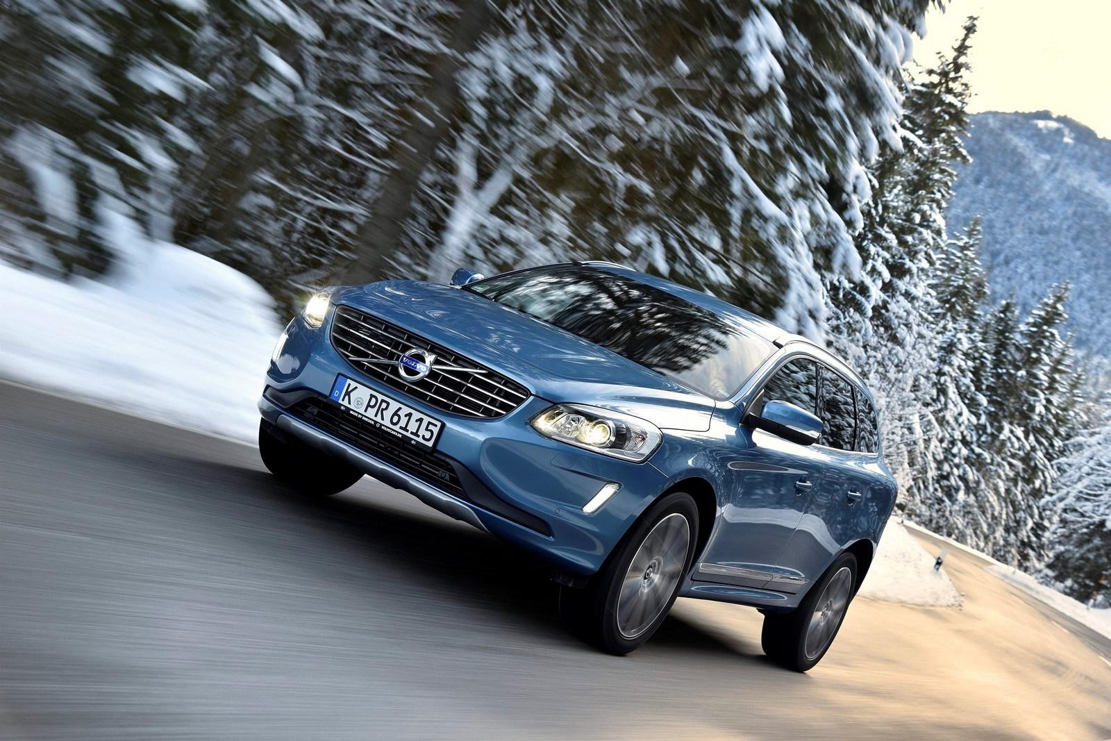 Η Volvo την 1/1/18 θα παρουσιάσει με πρωταγωνιστή το νέο XC60 το «Μέλλον της Ασφάλειας»