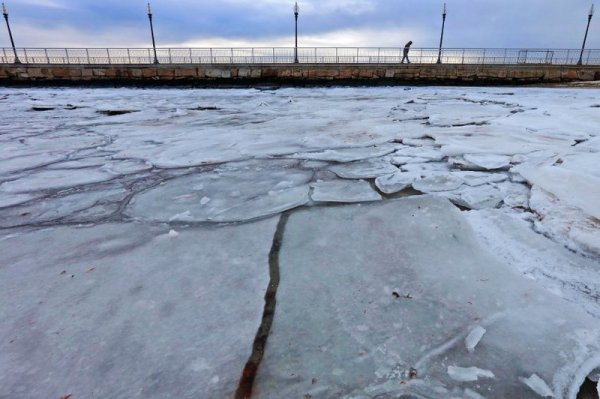 Σε κύμα αρκτικού ψύχους η Πρωτοχρονιά για 70 εκατ. Αμερικανούς (ΦΩΤΟ)