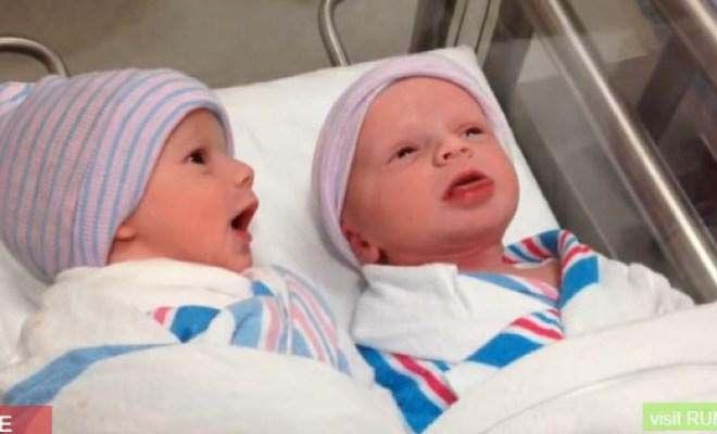 Και που να μεγαλώσουν! Γεννήθηκαν πριν μία ώρα και ήδη άρχισαν τις κουβέντες