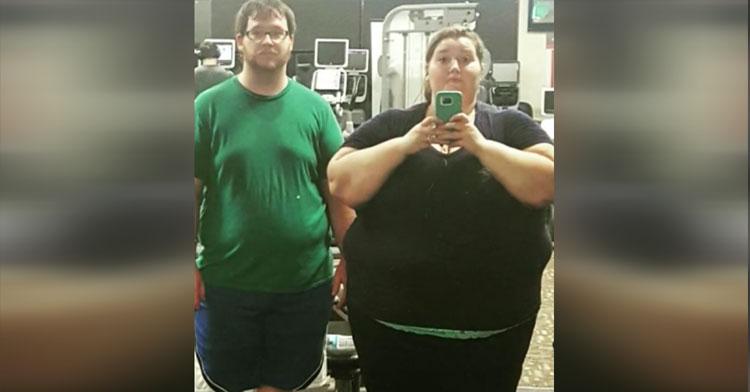 """Αυτό το ζευγάρι """"πολέμησε"""" την παχυσαρκία – Έχασαν 178 κιλά και ξεκίνησαν μία νέα ζωή (εικόνες & βίντεο)"""