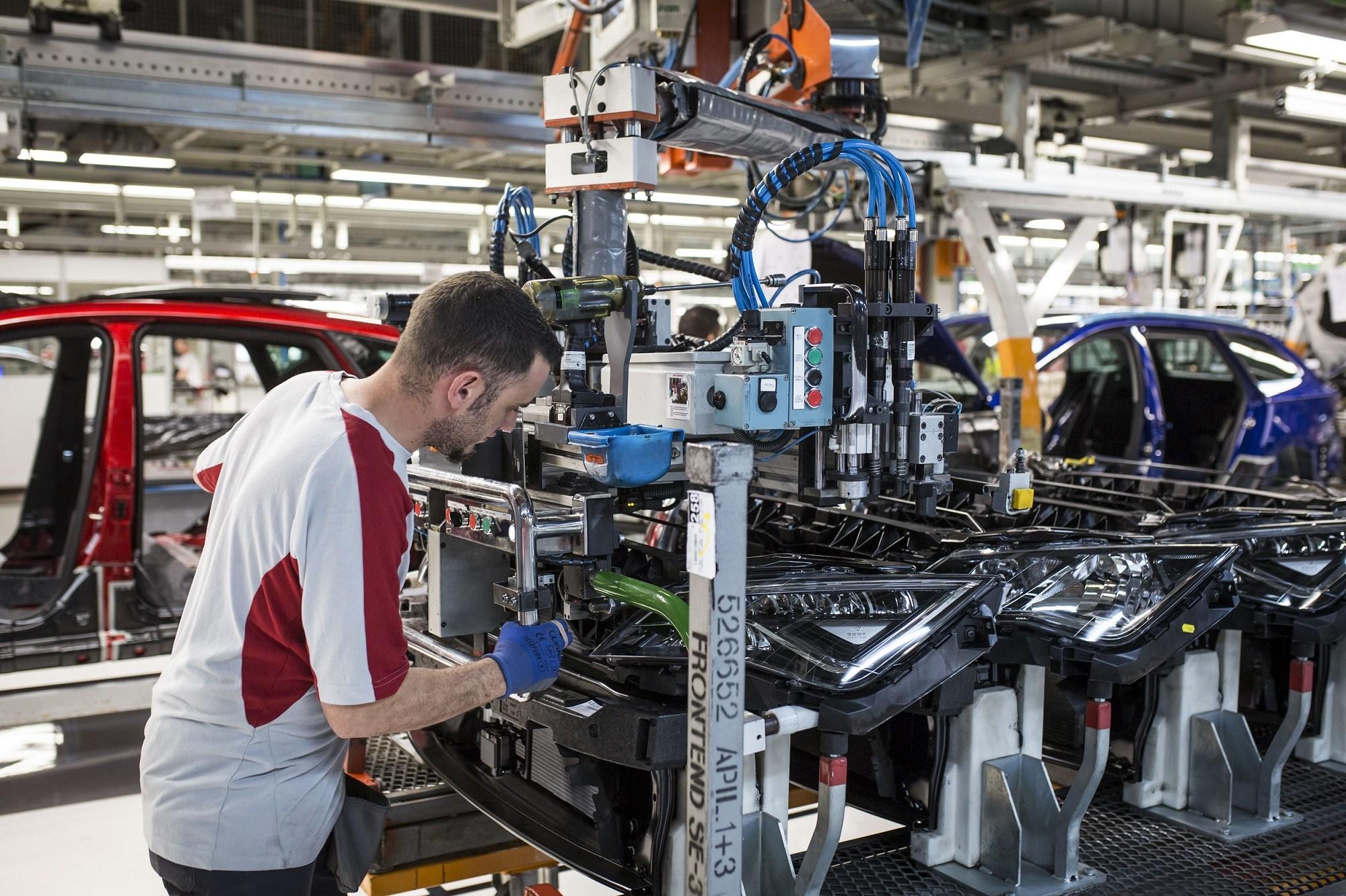 Η SEAT θα προσλάβει 150 νέους υπαλλήλους το 2018
