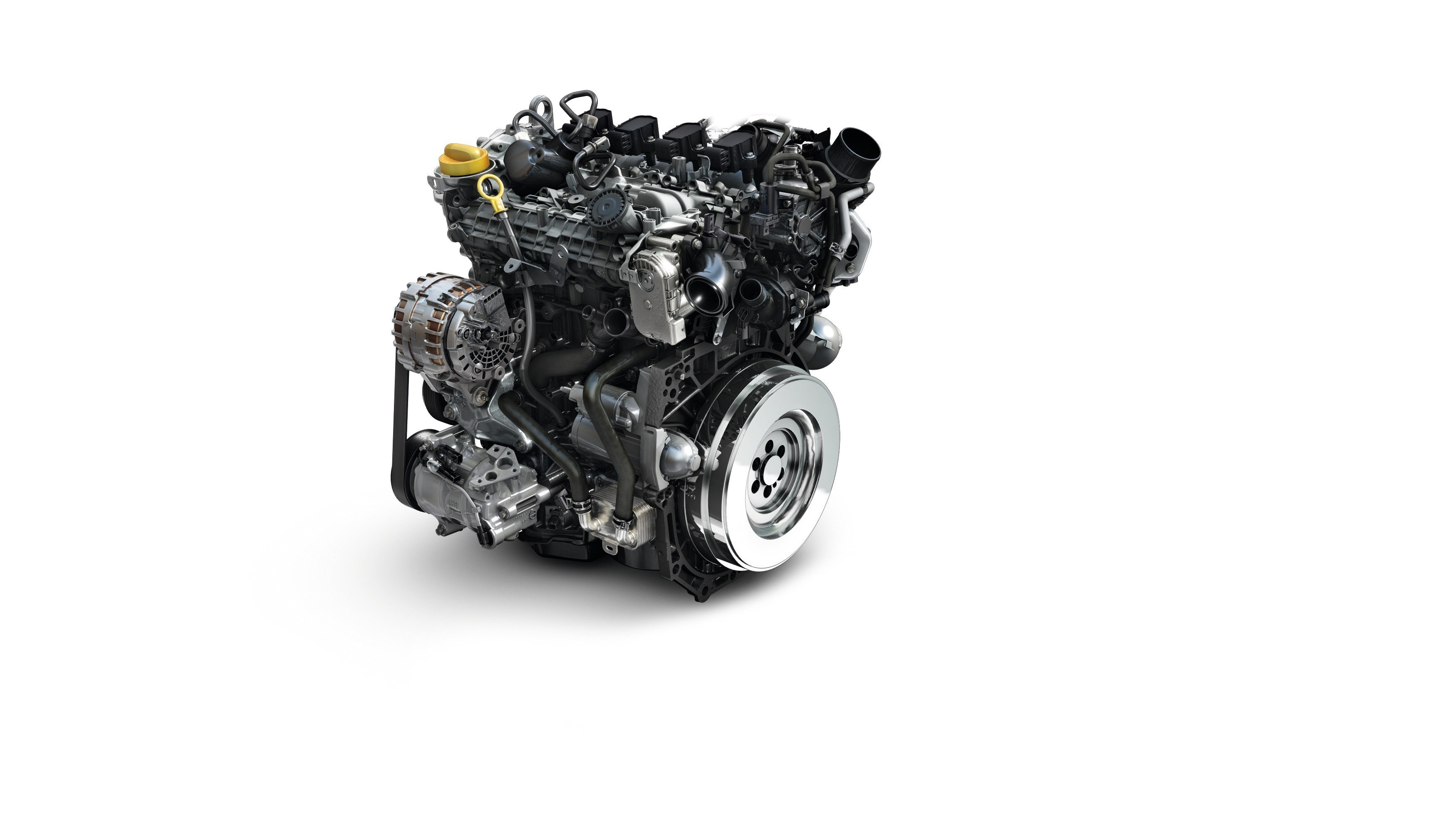 Νέος κινητήρας από τη RENAULT- Η τεχνολογία της F1 στα χέρια κάθε οδηγού