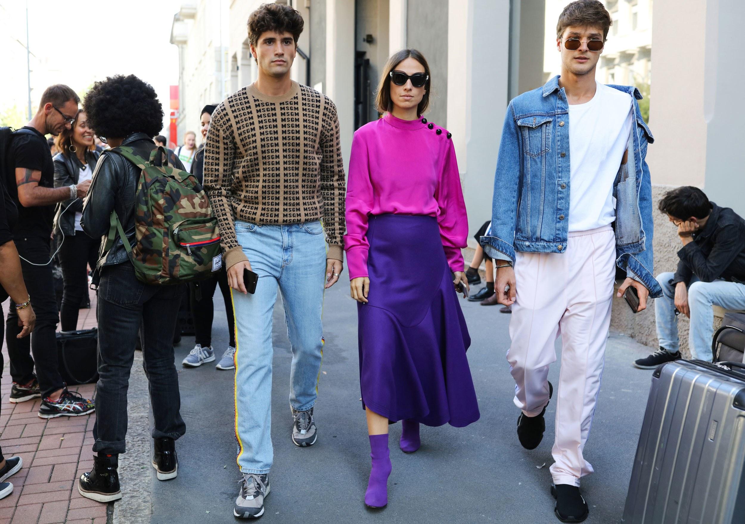 Εφτά street style trends που θα φορέσεις και το 2018
