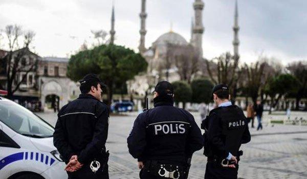 Τουρκία: Υπό κράτηση 20 ύποπτοι για σχέσεις με το Iσλαμικό Κράτος