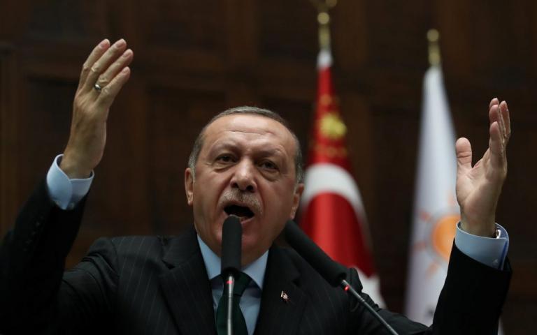 Ταγίπ Ερντογάν: Η Συνθήκη της Λωζάνης χρειάζεται επικαιροποίηση