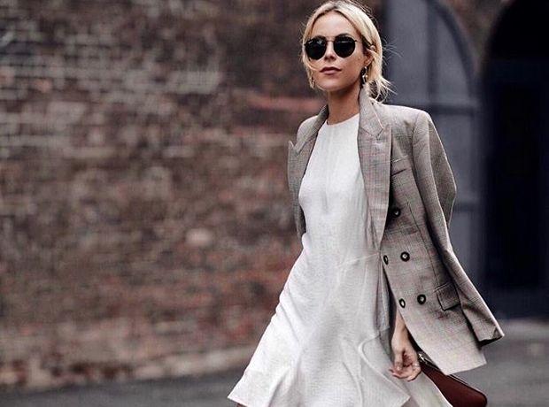 Πώς να βάλεις το λευκό το χειμώνα σύμφωνα με μία fashion blogger