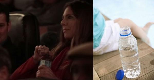 Την κέρασαν ένα μπουκάλι νερό! Που να το φανταστεί όμως ότι αυτό το νερό θα ήταν η αφορμή να…