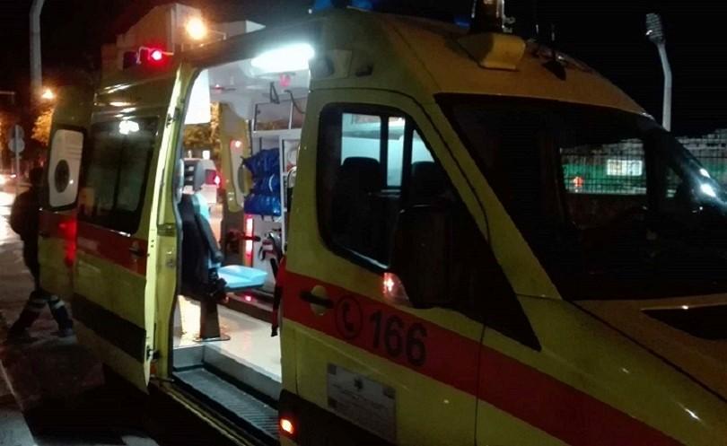 Χανιά: Χάλασε το ασθενοφόρο ενώ βρισκόταν μέσα ασθενής