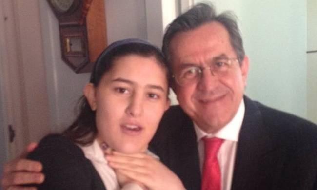 Το συγκινητικό μήνυμα της συζύγου του Νίκου Νικολόπουλου για την κόρη τους που θα γιόρταζε σήμερα