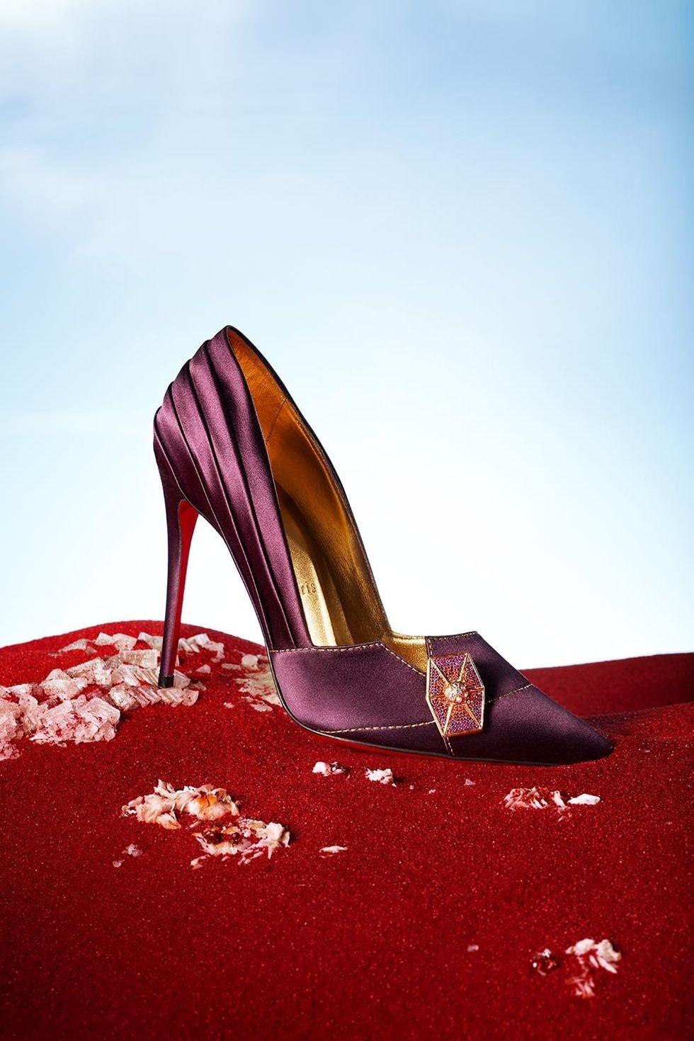 O Christian Louboutin σχεδιάζει παπούτσια με θέμα το «Star Wars»