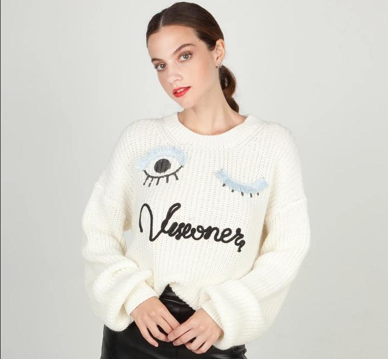 Οδηγός Αγοράς: 12 χαριτωμένα πουλόβερ για τα Χριστούγεννα