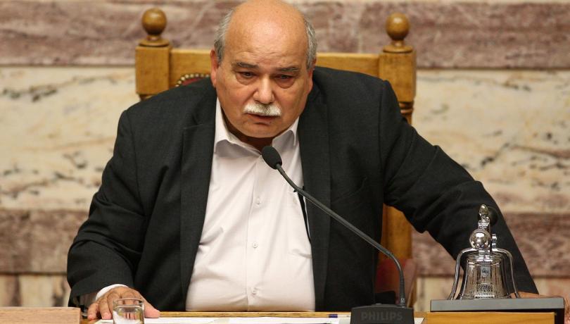 Βούτσης: Οι Θεσμοί ανέτρεψαν την κυβέρνηση Σαμαρά
