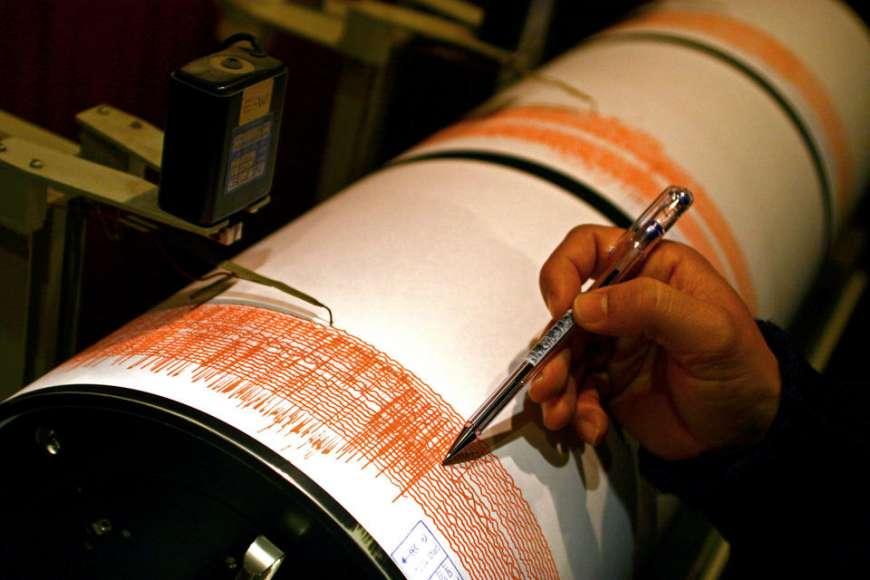 Ισχυρός σεισμός νότια της Κρήτης
