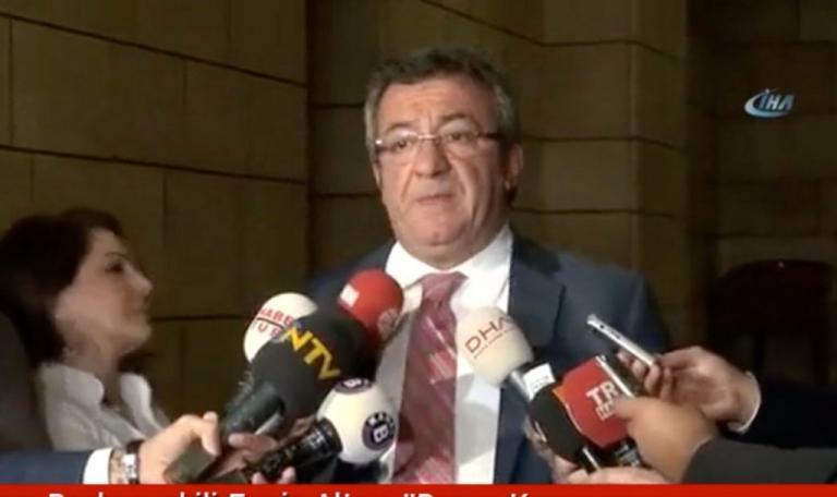 Τούρκος βουλευτής για τους Έλληνες στα νησιά του Αιγαίου: Όπως ήρθαν θα φύγουν