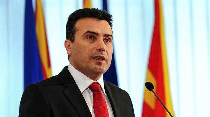 Στη Θεσσαλονίκη για την Πρωτοχρονιά ο πρωθυπουργός των Σκοπίων