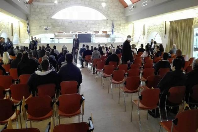 Χανιά: Ξεκίνησε η δίκη – μαμούθ εγκληματικής οργάνωσης