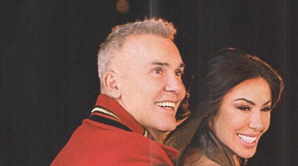 Στέλιος Ρόκκος – Ελένη Γκόφα: Οι λεπτομέρειες του γάμου τους και το παραμυθένιο νυφικό (φωτό)