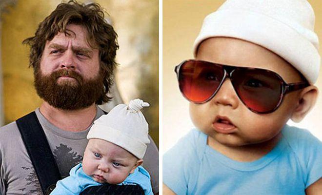 Το μωρό του «Hangover» μεγάλωσε και έγινε σωστό αντράκι