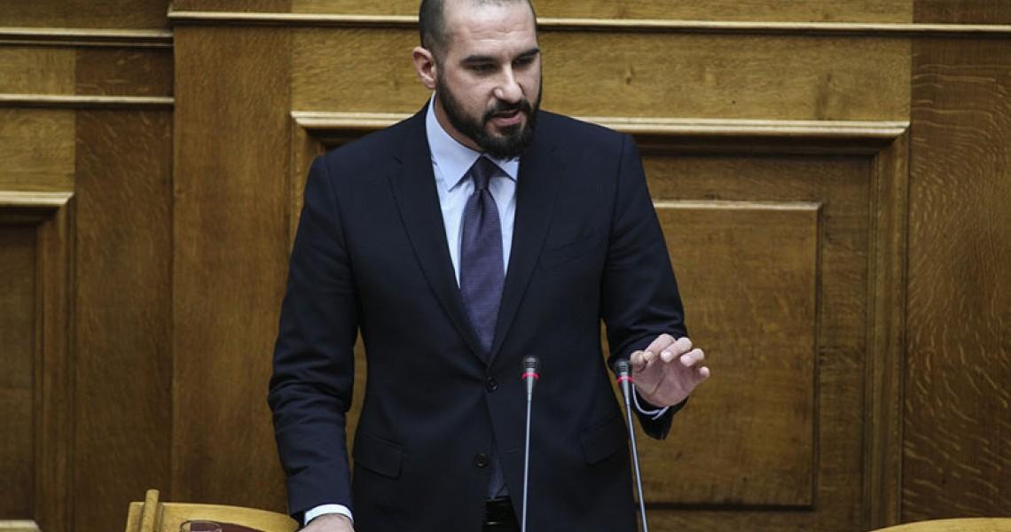Τζανακόπουλος: Τον Σαμαρά δεν τον έριξαν οι σύμμαχοί του αλλά η καταστροφική συμφωνία που υπέγραψε